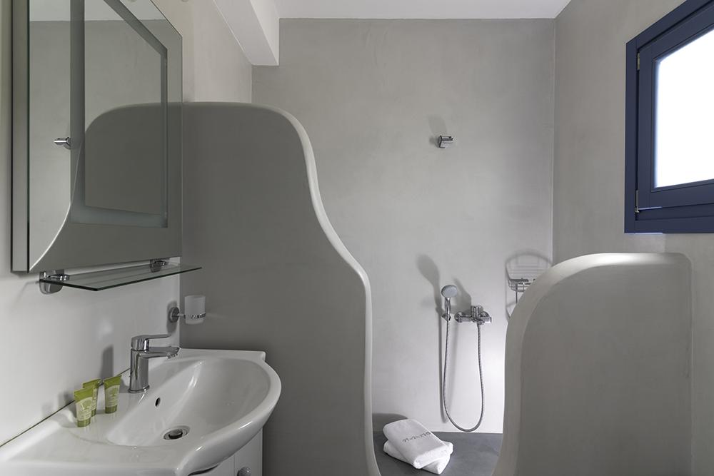 Σύγχρονα και άνετα μπάνια